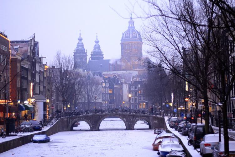 Амстердам-фото от Кирилла, которому посчастливилось туда съездить